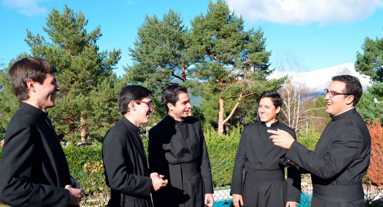 Noviciado Legionarios de Cristo Madrid
