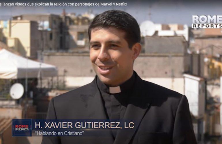 Seminaristas lanzan vídeos que explican la religión con personajes de Marvel y Netflix