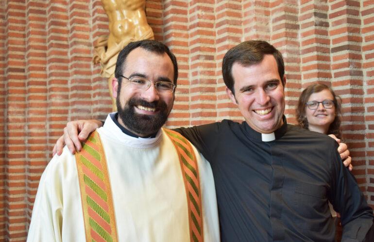 """P. Rafael Pou, L.C.: """"Me parece precioso formar parte de una comunidad redimida por la misericordia de Dios»"""